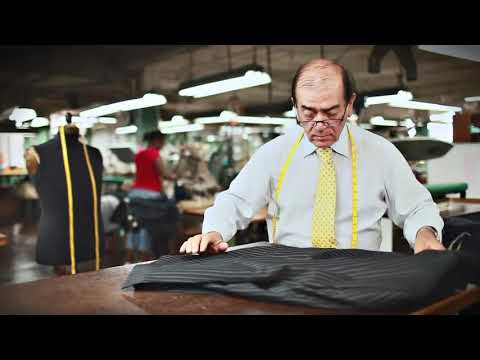 Oxxford Clothes - Made in the USA