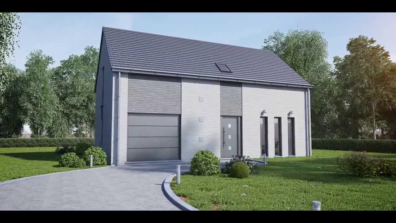 Projet t02 chacun sa maison neuve cl sur porte youtube for Maison cle sur porte avec terrain compris