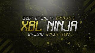 XBL NiNJA Stealth Server 17502