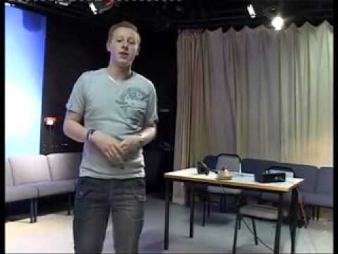 Northern Regional College - Media Course.flv