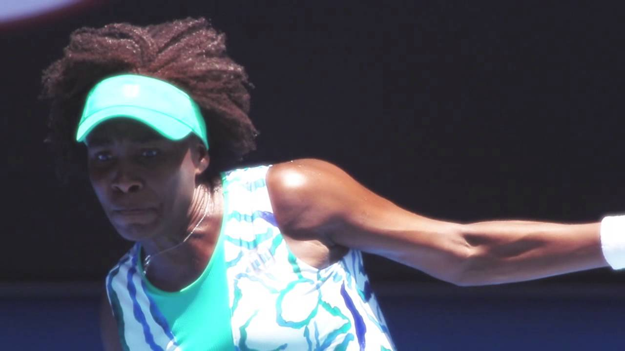 Venus Williams: One on one