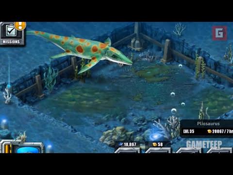 Jurassic Park Builder: Pilosaurus Gameplay Trailer [HD]