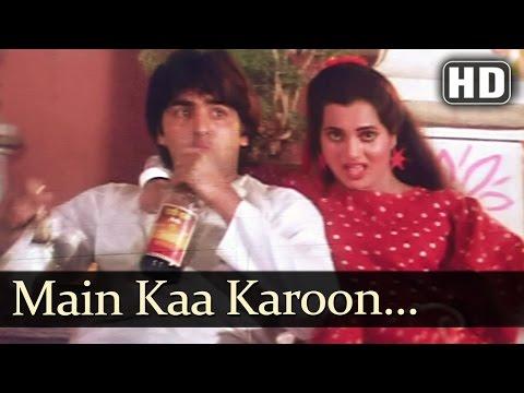 Main Kaa Karoon Bhagwan(hd) - Aag Ke Sholay Movie Songs - Vijeyata Pandit Songs video