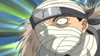 Naruto : Sasuke Vs. Zaku Full Fight (English Dubbed)