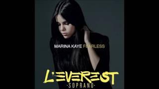Soprano Marina Kaye Mon Everest audio live lyrics