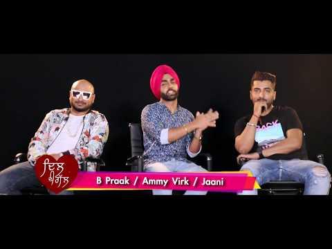 Dil Di Gal  Hath Chumme  Ammy Virk  B Praak  Jaani  9X Tashan