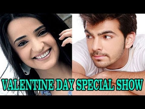 Sanaya Irani & Karan V Grover HOST VALENTINE DAY SPECIAL SHOW on ZEE TV 9th February 2013