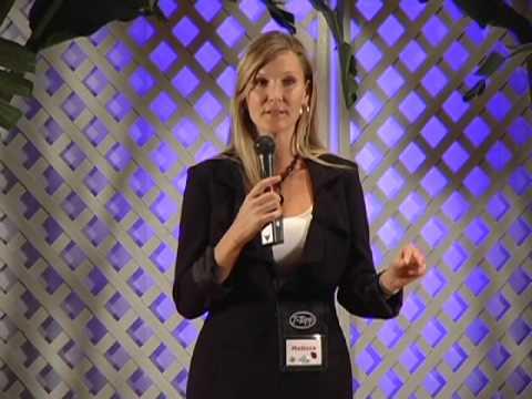 Melissa P. 2010 Retreat Testimonial