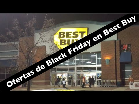 Ofertas de BlackFriday en BestBuy