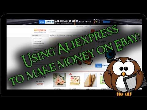 Selling on Ebay in 2017   Learn the secret the PROs use   Aliexpress