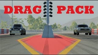 Automation Creation- Dream Motorsports Drag Pack