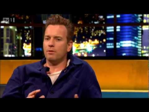 Ewan McGregor Interview - The Jonathan Ross show 01/10/2011