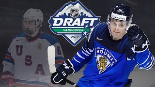 Why Kaapo Kakko is BETTER than Jack Hughes (2019 NHL Draft Talk)