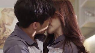 [MV] U Prince Series - Ambitious Boss   Chàng Hoàng Tử Trong Mơ   Thai Drama Kiss Scene Collection