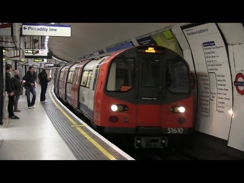 1995 Tube Stock Northern Line London Underground