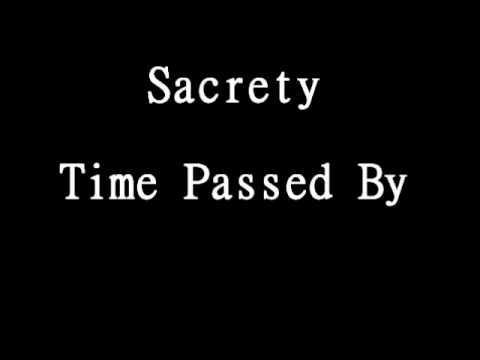 Sacrety - Time Passed By
