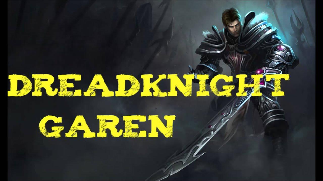 how to get dreadknight garen