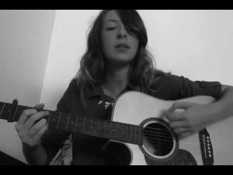 """The A Team"" -Ed Sheeran (Courtney Acoustic Cover)"