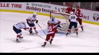 DETROIT RED WINGS vs FLORIDA PANTHERS (Dec 1)