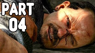 Let's Play The Last of Us Remastered PS4 Gameplay German Deutsch Part 4 - Es gibt Stress