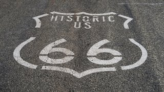 Historic Route 66 - De Seligman a Kingman - Arizona - United States