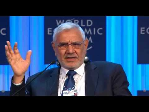 Davos 2012 - From Revolution to Evolution Governance in North Africa
