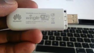 Unboxing Review - Huawei E8231 Wifi Dongle