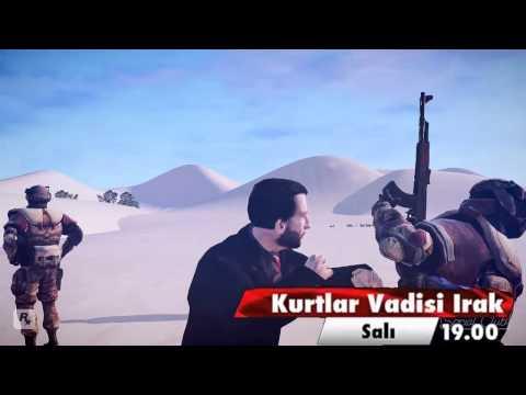 Kurtlar Vadisi IRAK - GTA IV FRAGMAN