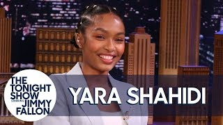 Yara Shahidi's Mom Traumatized Her with a Scary Prank