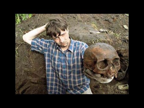 Ancient giants suppressed archeology youtube