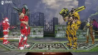 Rapha vs. Psygib (Final, Quake Open League #9 NA) – Quake Champions