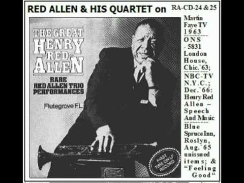 Henry Red Allen 1966-12-17 NBC + Sammy Price - Maryland My Maryland (audio)