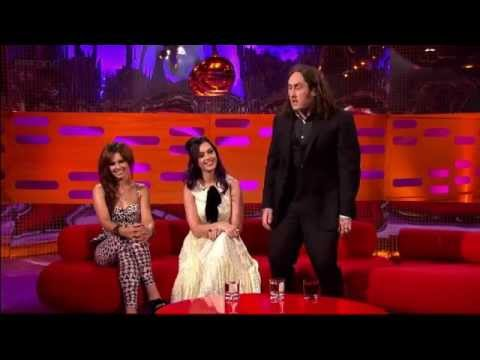 [FULL] Katy Perry,Cheryl Cole,Ross Noble - The Graham Norton Show 08/06/12 Part1 Music Videos