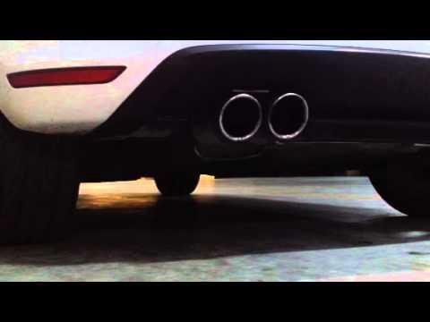 Polo GTI Orta susturucu iptali
