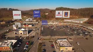LIBERTY SQUARE SHOPPING CENTER | TEAYS VALLEY, WV