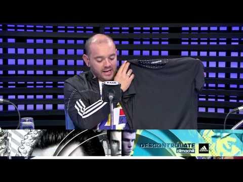 Fox Sports Radio 2015 04 30 Adidas Climachill