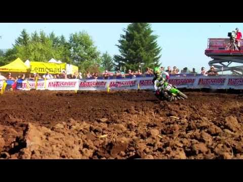 Monster Energy 2009 Washougal Motocross Recap Video
