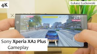Sony Xperia XA2 Plus Snapdragon 630 , 4 GB Ram, Adreno 508 | Gameplay