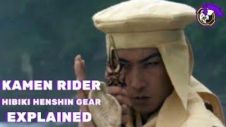 Kamen Rider Hibiki: Henshin Devices EXPLAINED