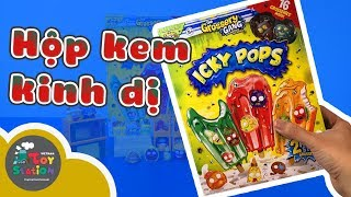 Grossery Gang Hộp kem dính dáp Icky Pops và bữa tiệc ngọt kinh dị - ToyStation 107