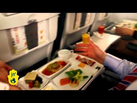 Kosher Meals are First Class Food for Coach: Lufthansa's Kosher Certification for Airline Meals