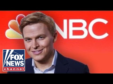 Ronan Farrow bombshell embarrasses NBC News ... again