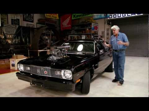 Jay Leno's Garage: 1975 Custom Plymouth Duster
