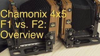 Chamonix 4x5 F1 vs F2: Overview