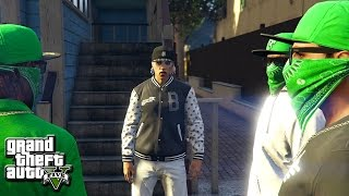 GTA 5 | GROVE STREET VS BALLAS EP. 10 [HQ]