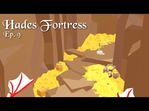 Hades Fortress Episode 9 | the Treasure Cave | Pocket Build