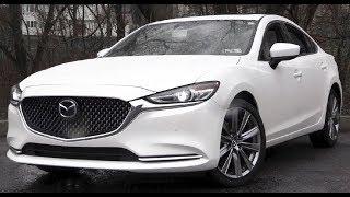2018 Mazda Mazda6: Review