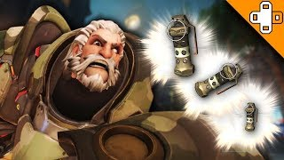 HOW TO COUNTER REINHARDT! - Overwatch Funny & Epic Moments 279 - Highlights Montage