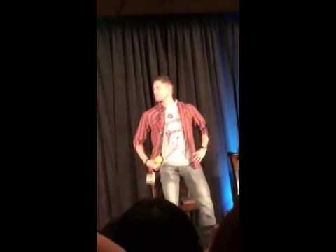 Jensen doing a