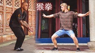 Internal Kung Fu Qigong And Conan Forearms